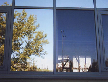 Venkovní fólie do oken