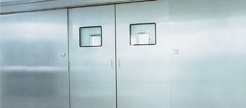 Hermetické dveře